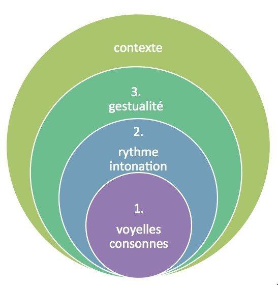 Les 3 niveaux intercorrélés de la correction phonétique