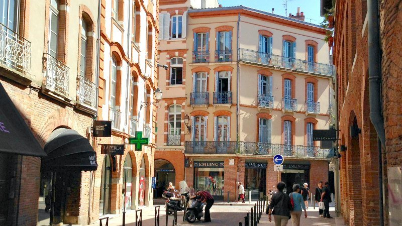 Au coeur de Toulouse