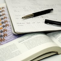 livre, stylo
