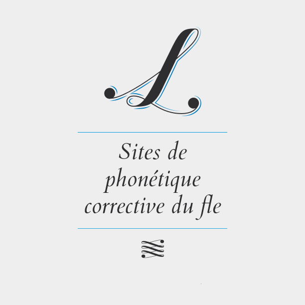 Liste de sites de correction phonétique