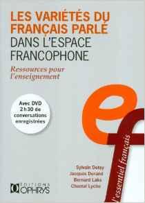 les variétés du français parlé dans l'espace francophone