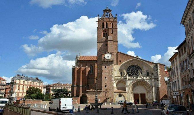 Toulouse, cathédrale Saint-Etienne