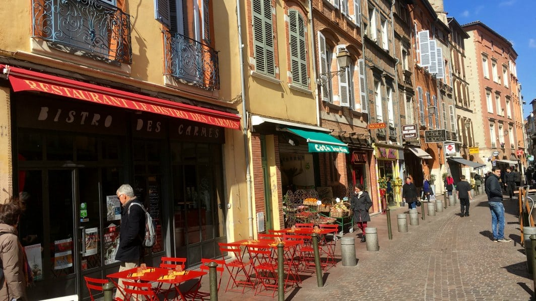 Champs Lexical De Street Food