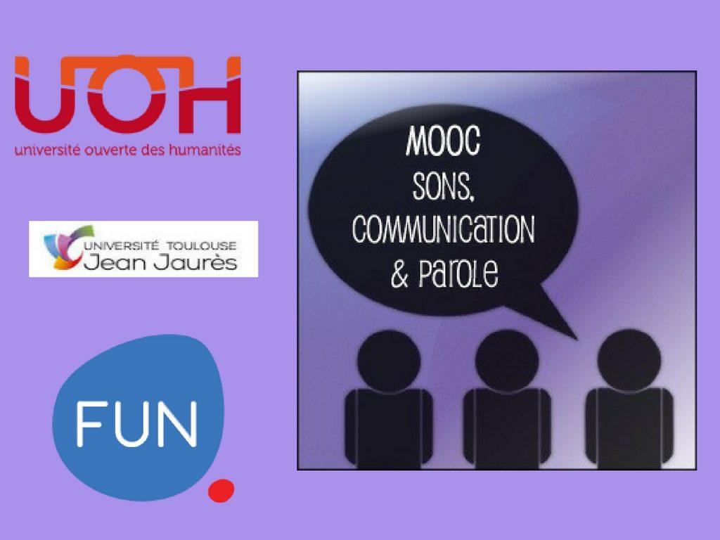 Le Mooc Sons communication et parole est lancé! - Au son du fle