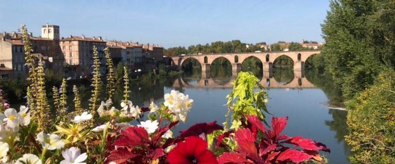 On fait le pont à Montauban