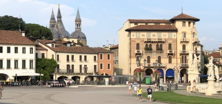 Padova, Prato de la Valle